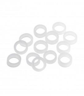 Capa | Anel Elástico Transparente, Intra-Oral, Medio - Dentaurum